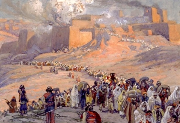 вавилонский плен
