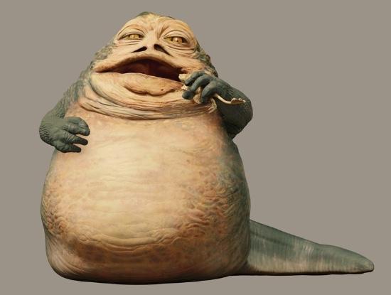 толстый инопланетянин