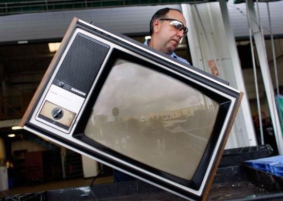купил себе телевизор