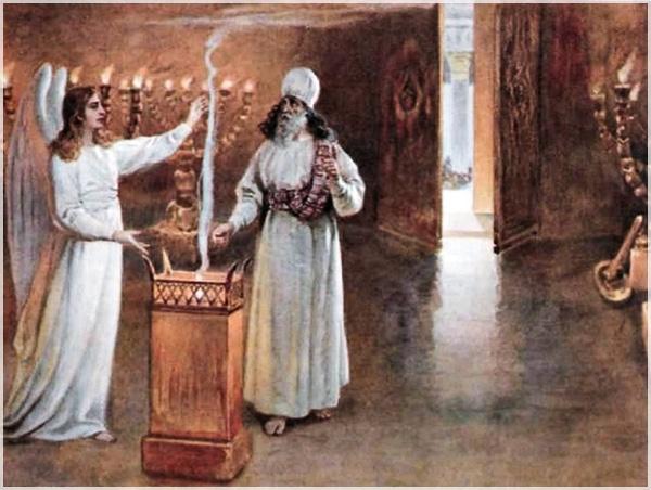 священник захария отец иоанна крестителя