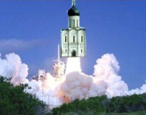 летающий храм