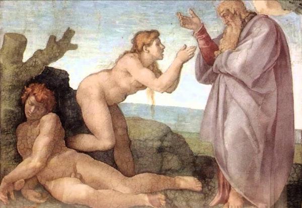 В кого верил Адам и Ева в какого Бога