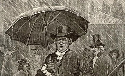 изобретатель зонта