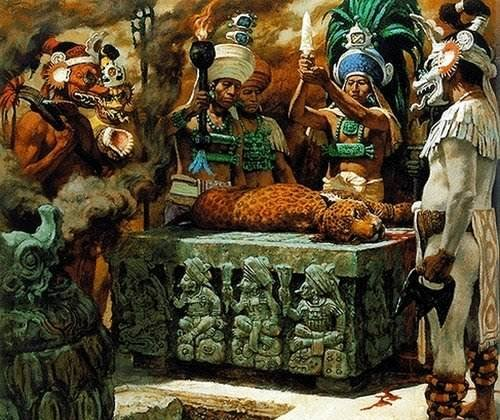 религия майя