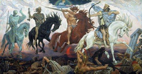 О конце света в Откровении