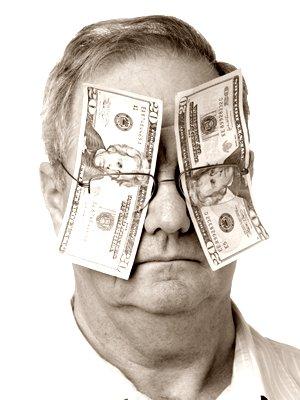 материализм и деньги