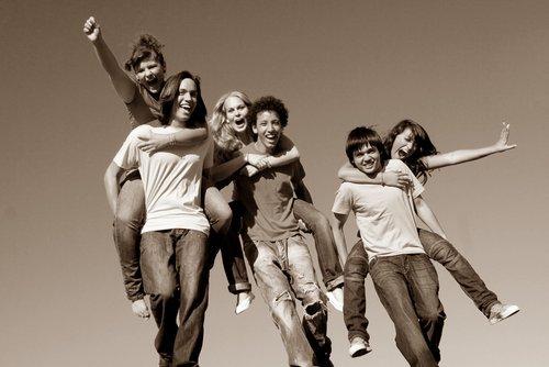 радость молодёжи