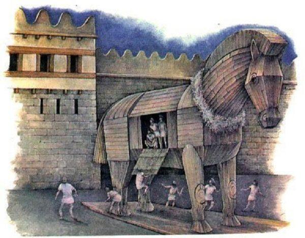 троянский конь христианства